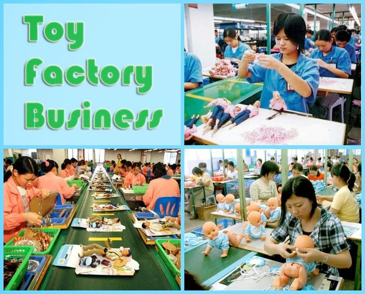 Small Business Ideas | List Of Small Business Ideas: How to Start Your Own Toy Manufacturing Business
