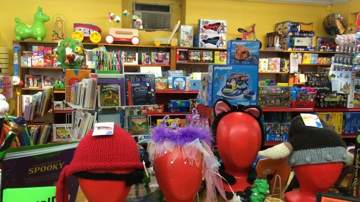 Image for 9 Best Toy Stores for Families in Manhattan  article