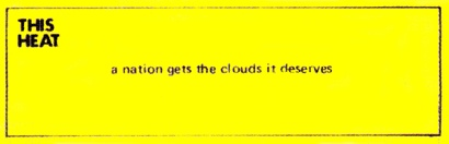 this heat - quote in yellow
