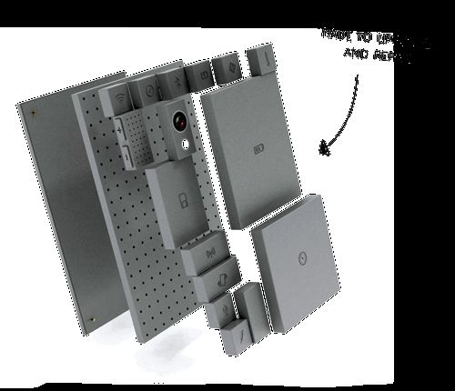 Smart Phone that make user real smart #phonebloks