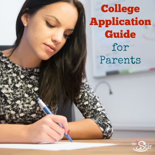 Here's what parents of high-school seniors need to know about applying to college - includes a month-by-month guide!