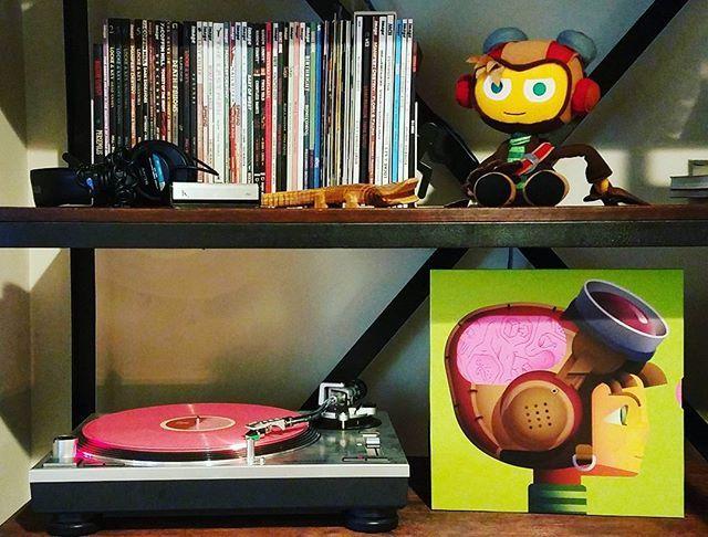Psychonauts Soundtrack Pink vinyl Composed by Peter McConnell Iam8bit Double Fine Productions #daleyrecords #vinyl #vinylrecords #nowspinning #vinylporn #recordcollection #electronicmusic #vinylrecordart #vinylclub #vinyllove #recordcollector #idm #recordcollectionpost #vinylcollector #recordplayer #vinylgram #vinylgen_feature #vinyljunkie #vinyladdict #vinylinsta #discogs #audiophile #Vinylcollectionpost #vinylgram #vinylsoundsbetter #instavinyl #psychonauts #videogames #iam8bit…