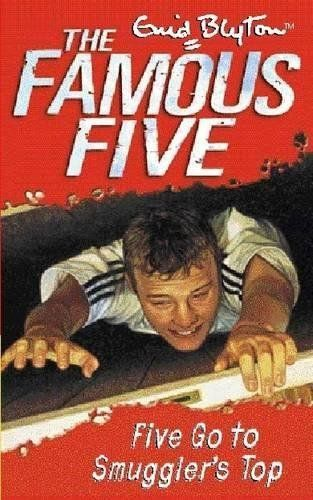 Famous Five 4 Five Go to Smugglers Top Famous Five * Read more reviews of the product by visiting the link on the image.