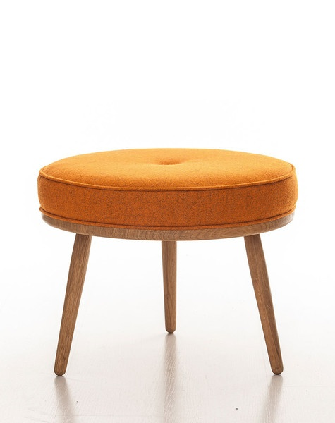 Moonshine Footstool // Galvin Brothers