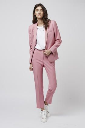 Topshop Pink Suit - Fitted