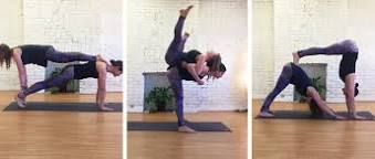 acroyoga secrets to flying in 2020  acro yoga acro yoga