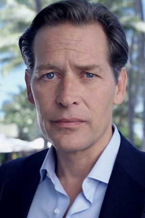 James Remar, loved him in Sex and The City as Richard Wright. There is just something about this man that I find so incredibly attractive. I think it's his real calm and laid back demeanor.