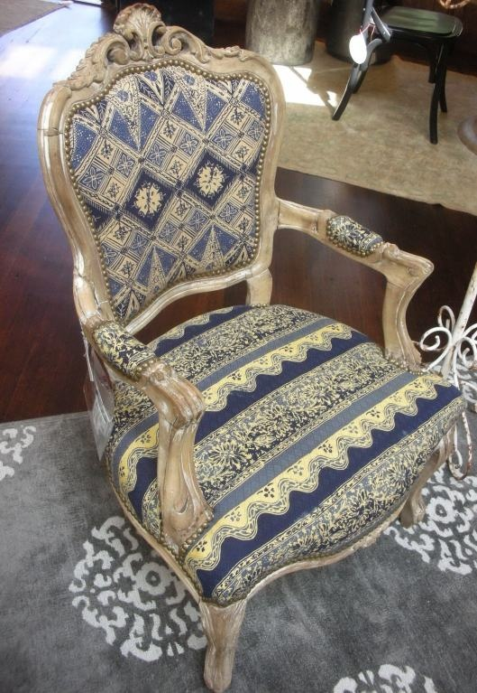 Nice French quilted Flamme Ikat c here