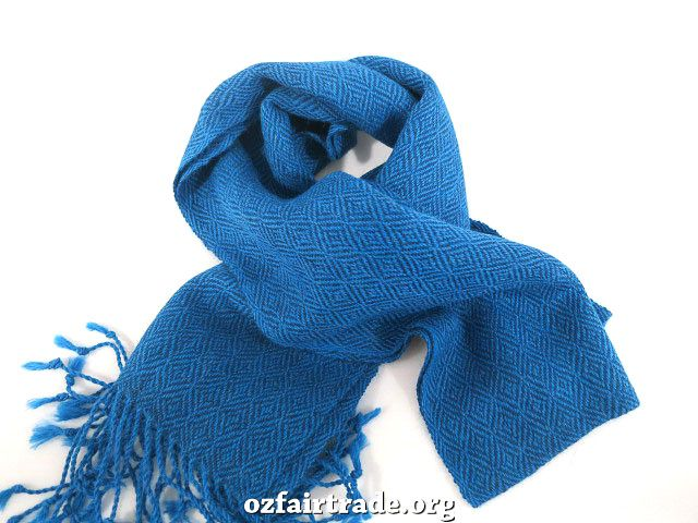 Oz Fair Trade - Crayola alpaca scarf, $55.00 (http://www.ozfairtrade.org/season/winter/crayola-alpaca-scarf/)