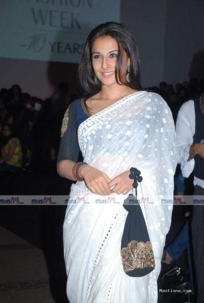 TOP ACTRESS: Vidya Balan Is In Sarees