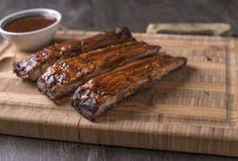 "The term ""Southern-style ribs"" may appear to allude to a region-specific type of barbecue sauce or a certain mixture of spices, but actually refers to a cut of pork . Southern-style ribs, also referred to as ""country-style,"" are meatier pork ribs that are cut from the pork loin. These are the type of ribs that are eaten with a..."