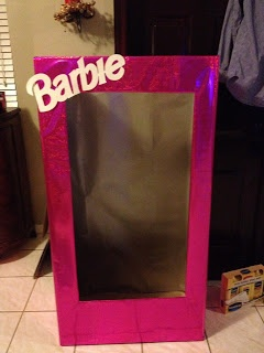Thats my story!: Barbie Photo Booth with directions