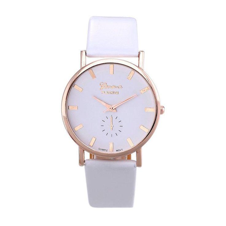 GENEVA Watches Women Watch Stylish Women Casual Quartz Watches