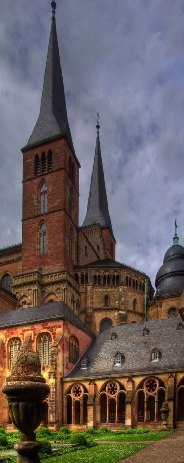 Trier Cathedral, Germany