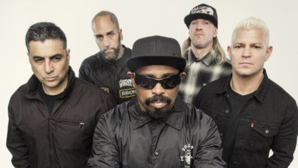 """Where I Stay"", the new video from POWERFLO — the band featuring BIOHAZARD's Billy Graziadei and former FEAR FACTORY bassist/guitarist Christian Olde Wolbers alongside Sen Dog from CYPRESS HILL, Ro..."
