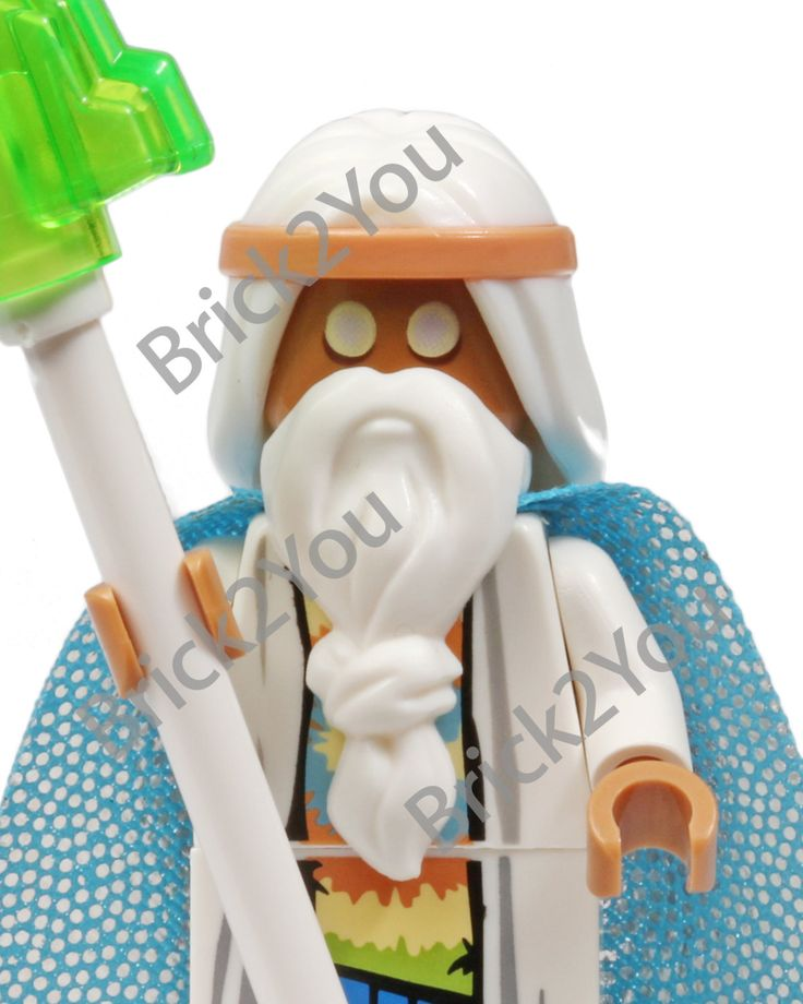 The LEGO Movie Vitruvius Minifigure from 70809 70810 MetalBeard's Sea Cow, Digital file, Instant download by Brick2you on Etsy