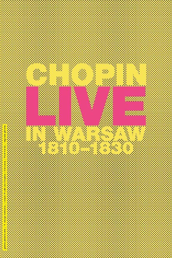 FRYDERYKU! WRÓĆ DO WARSZAWY! / COME BACK TO WARSAW, FRYDERYK! 9. edycja konkursu Galerii Plakatu AMS, temat: związki Fryderyka Chopina z Warszawą (2009)/ 9th edition of the AMS Poster Gallery competition, theme: Fryderyk Chopin's connections with Warsaw (2009) PIOTR KARSKI - NAGRODA GŁÓWNA