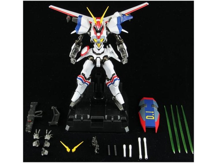 "XS-17 Dragonar 1 Custom XD-01SR ""Tamashii Special"" Exclusive Figure - Metal Armor Dragonar Action Figures"
