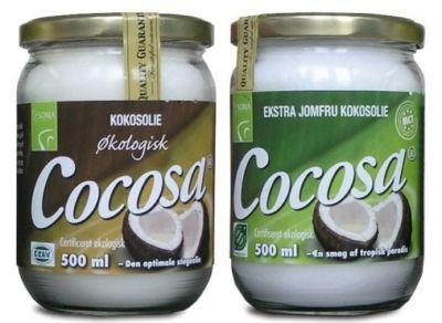 Hvad kan man bruge kokosolie til?