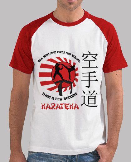 All men are created equal - Karateka
