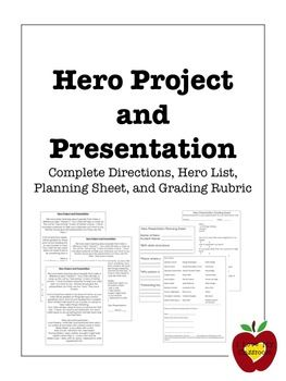 hero essay rubric This essay writing rubric has been created especially for esl classes and learners to help with appropriate scoring for longer structures.