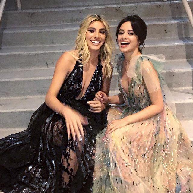 Dos princesas juntas