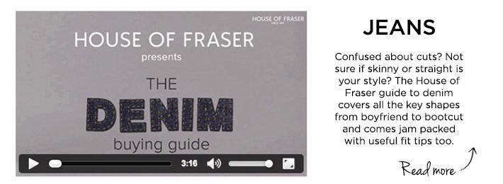 Women's Jeans UK | Buy Ladies' Jeans Online - House of Fraser