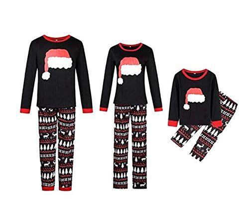 New Nhmpretty Christmas Holiday Family Matching Sleepwear Pajamas Set  Couples Pajamas. Christmas Clothing   14.69 86dde3a41