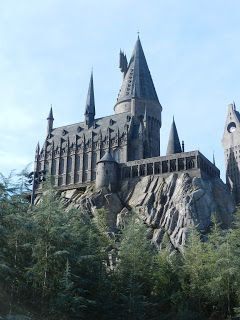Universal Reflections and my visit to the Wizarding World of Harry Potter