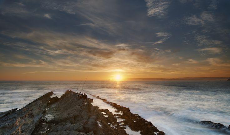 Amanecer desde Cabo Mayor, #Santander . © Ricardo Gutiérrez