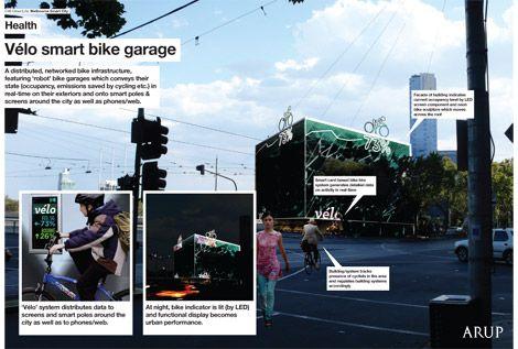 Velo Smart Bike Garage