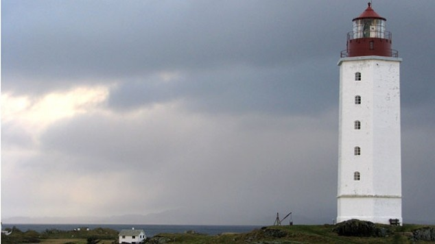 Kvitsøy Lighthouse, Norway