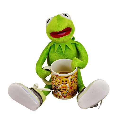 Kermit, Kávészünet, Béka