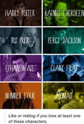 ALL OF THEM!!!!! I HAVE READ ALL OF THOSE BOOKS AND THEY ARE ALL FANTASTIC