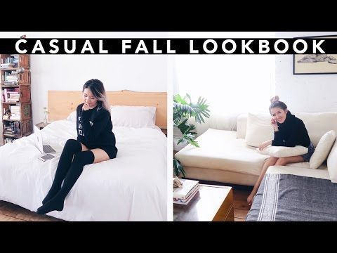 Hey guys! This cozy casual fall lookbook is what I premiered at Buffer Festival this year :) It's always fun to do projects like this and collaborate with my...