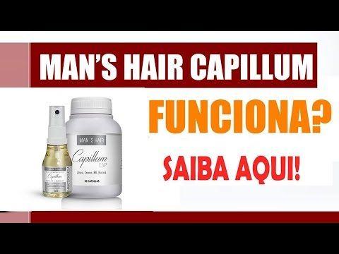 Man's Hair Capillum FUNCIONA!