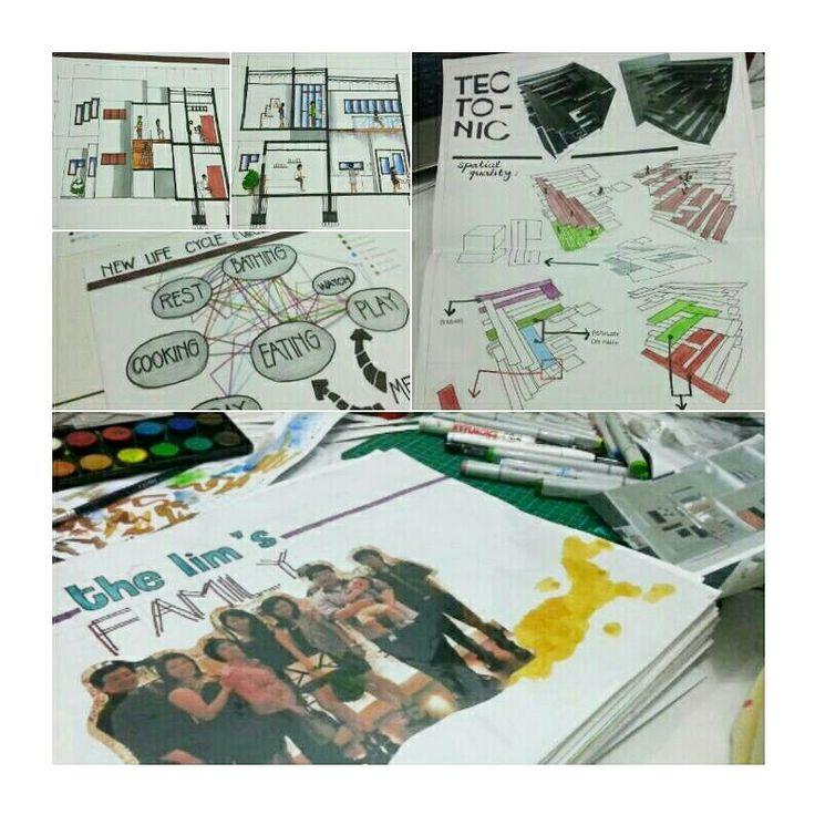 perancangan arsitektur 2 - design report
