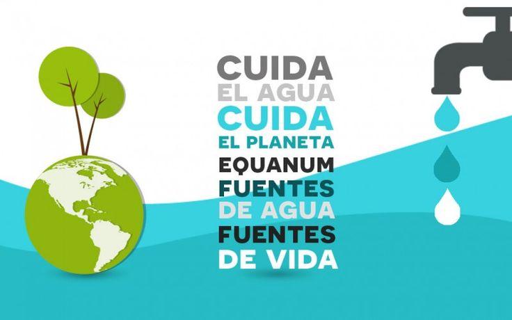 ¿Sabes que existe un sistema más sostenible y económico que los dispensadores de agua mineral?  Por un consumo más eficiente. Cuida el agua! http://equanum.es/cuida-el-agua-cuida-el-planeta/