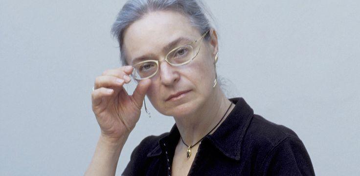 Il y a dix ans Anna Politkovskaïa était assassinée - Télérama.fr