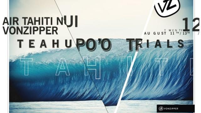 Air Tahiti Nui VonZipper Trials – what a lineup!