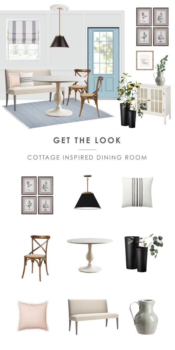 Small Dining Room Remodel Mood Board And Inspirations Room