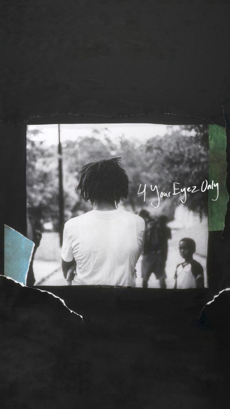 4 Your Eyez Only Album Wallpaper J Cole J Cole Albums
