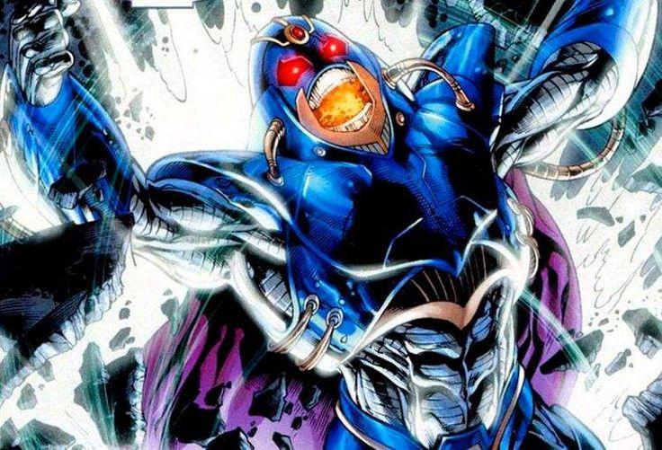 Anti-Monitor - DC Comics