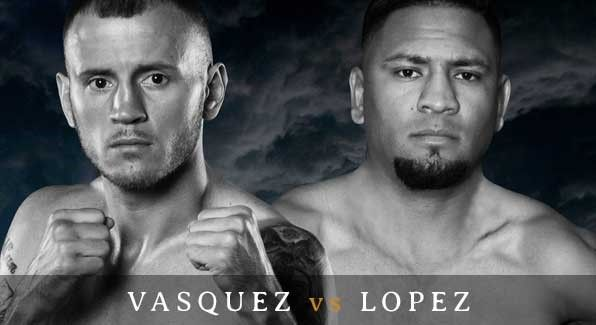 EXCITING WELTERWEIGHT CONTENDER SAMMY VASQUEZ RETURNS TO HIS HOMETOWN TO TAKE ON JOSE LOPEZ AS PREMIER BOXING CHAMPIONSON FOX SPORTS 1 COMES TO THE CALIFORNIA UNIVERSITY OF PENNSYLVANIA CONVOCATION…
