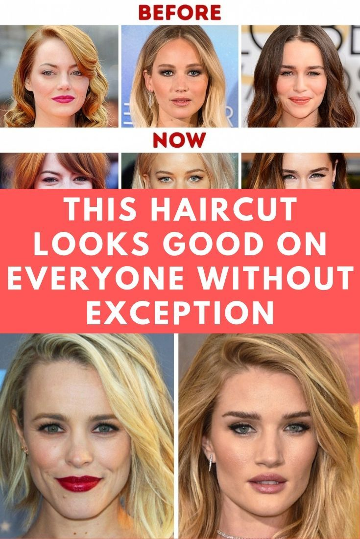 when it comes to choosing a suitable new hairstyle, it's