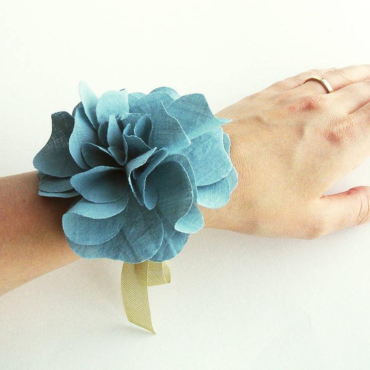 Wrist Corsage Camellia