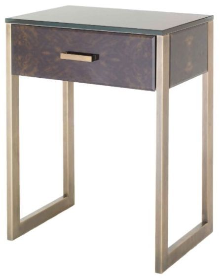 Buy RV Astley Enan 1 Drawer Side Table Online By R V Astley From CFS UK At  Unbeatable Price.