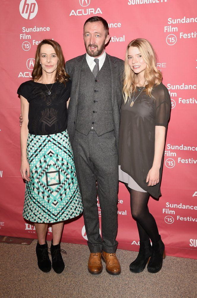 Cast of The witch (2015) Kate Dickie, Ralph Ineson, and Anya Taylor-Joy