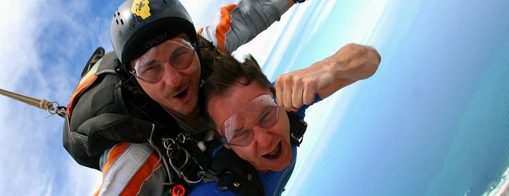 Skydive Cape Town, South Africa, another great adventure activity