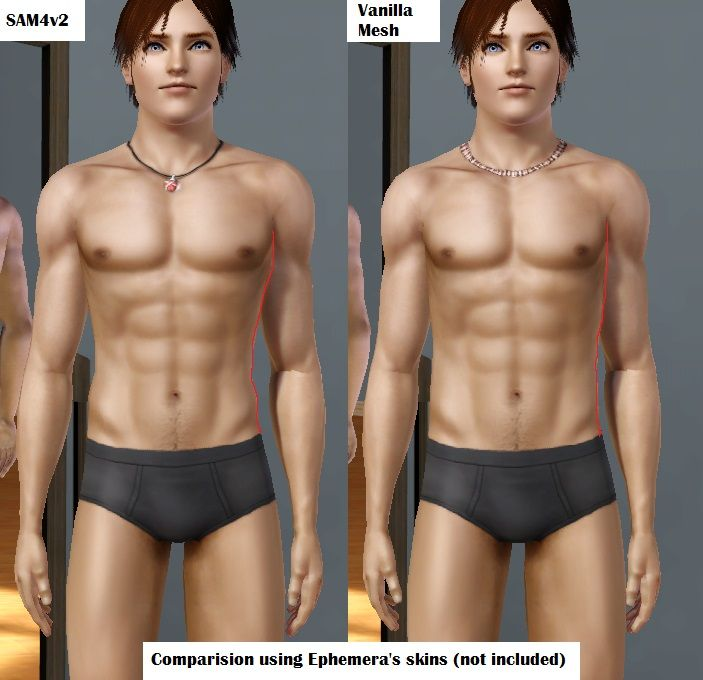 PC Sims 2 super Nude Patch raidrush